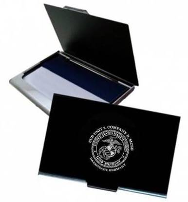 Usmc Birthday Ball And Mess Night Card Cases